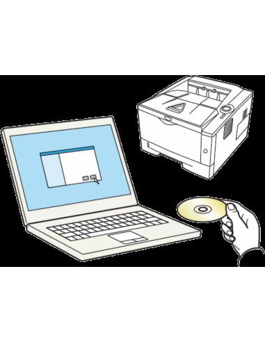 Instalacja nowej drukarki i sterownika na 1 komputerze