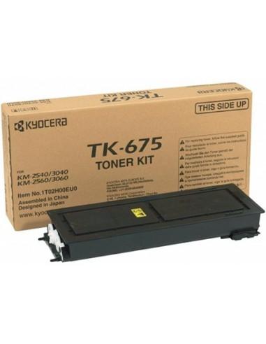 Toner Kyocera TK-675 - oryginalny, PenDrive gratis!!!