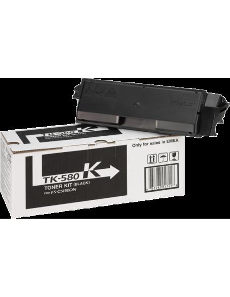 Toner TK-580K Kyocera